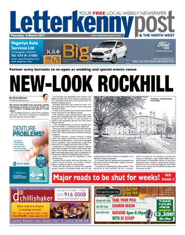 Letterkenny post 09 03 17 by River Media Newspapers - issuu