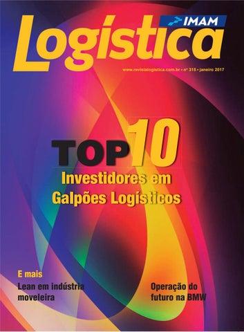Revista logstica edio 315 janeiro 2017 by revista logstica issuu revistalogistica no 315 janeiro 2017 10 top investidores em galpes logsticos fandeluxe Choice Image