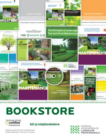 nalp bookstore by national association of landscape professionals rh issuu com Pharmacy Technician Clip Art Certified Pharmacy Technician