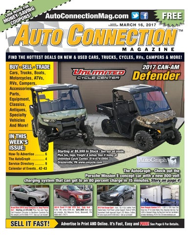 6dc46f3976 03-16-17 Auto Connection Magazine by Auto Connection Magazine - issuu