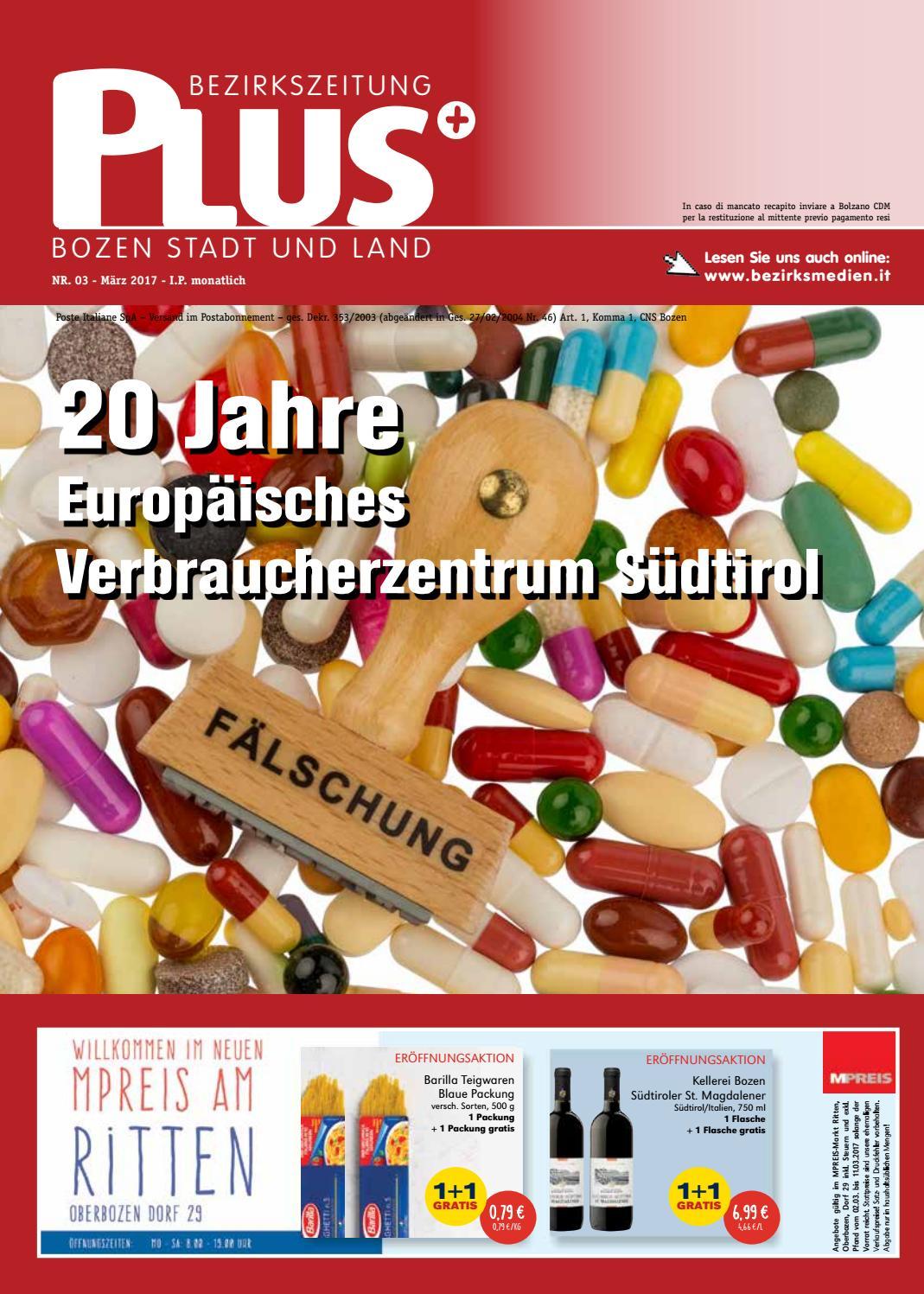 PLUS Nr. 03 vom 02/03/2017 by Bezirksmedien GmbH - issuu