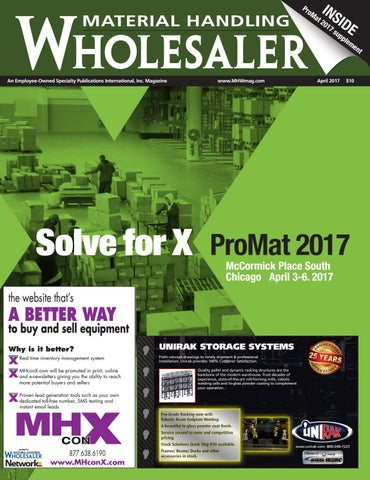April 2017 material handling wholesaler by material handling page 1 fandeluxe Choice Image