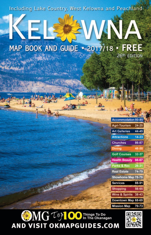 2017KelownaGuide by Okanagan Map Guides Ltd - issuu