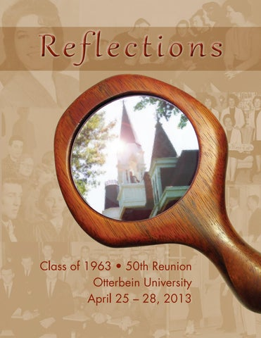 2013 50th Reunion Memory Book Class Of 1963 By Otterbein