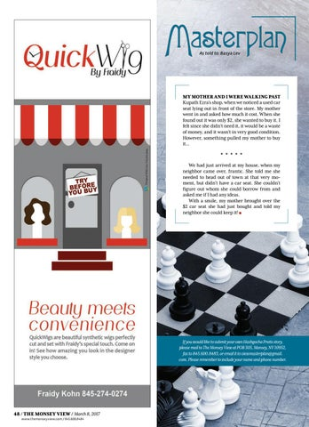 Issue 90 By The Monsey View Issuu