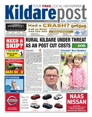 f95db4f8a9340e Kildare post 01 03 18 by River Media Newspapers - issuu