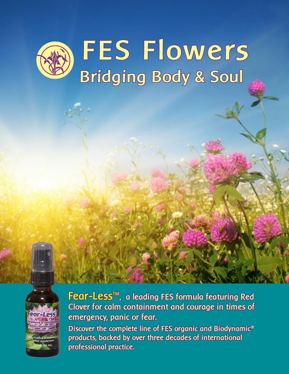 Information Packet For Fes Wholesale Accounts By Flower Essence Society Issuu