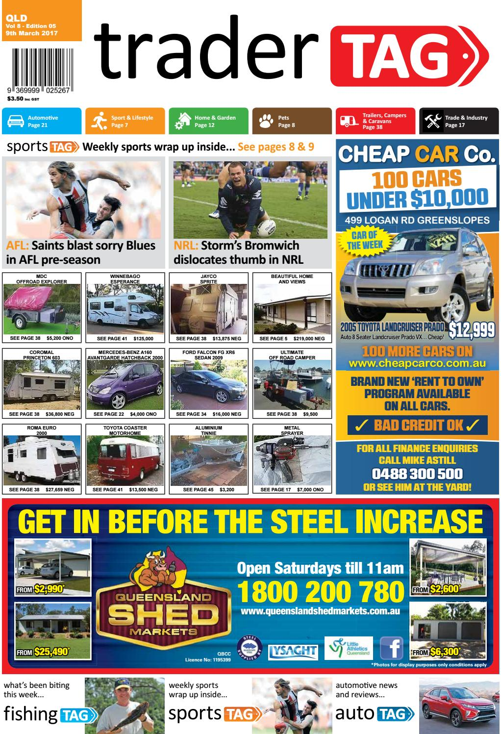 Tradertag Queensland Edition 05 2017 By Design Issuu Inside Flats Caprice Black Hitam 37