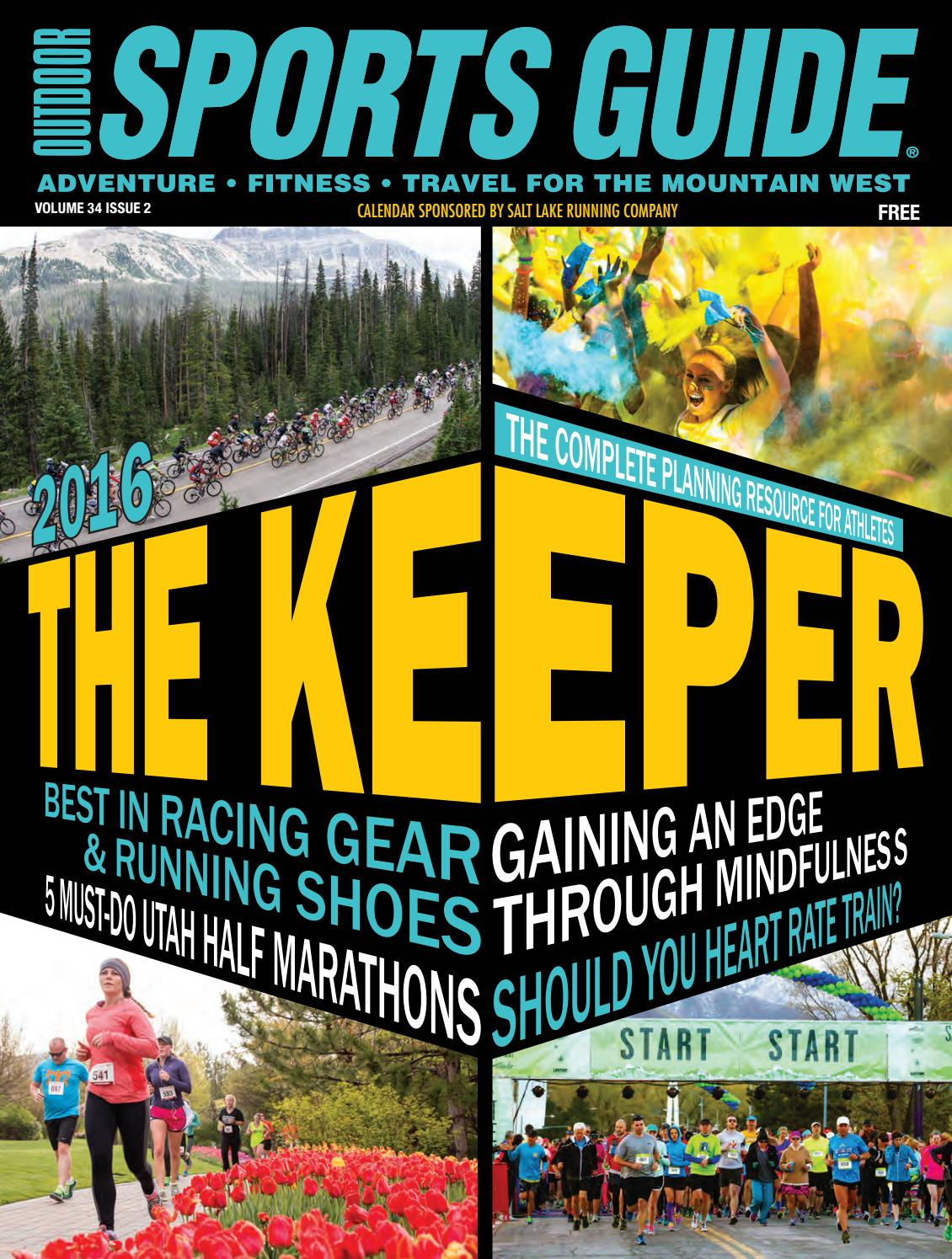 The Keeper 2016 by Outdoor Sports Guide issuu
