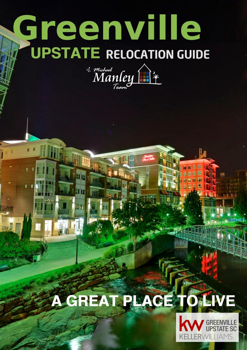 Greenville South Carolina Relocation Guide