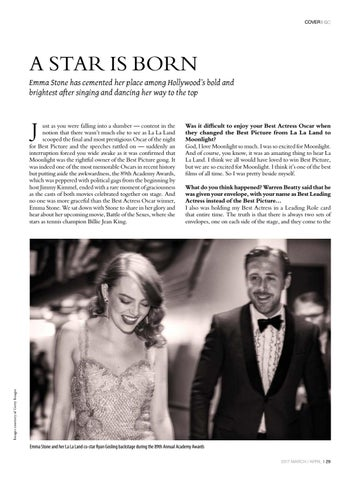 Page 31 of Emma Stone: A Star Is Born