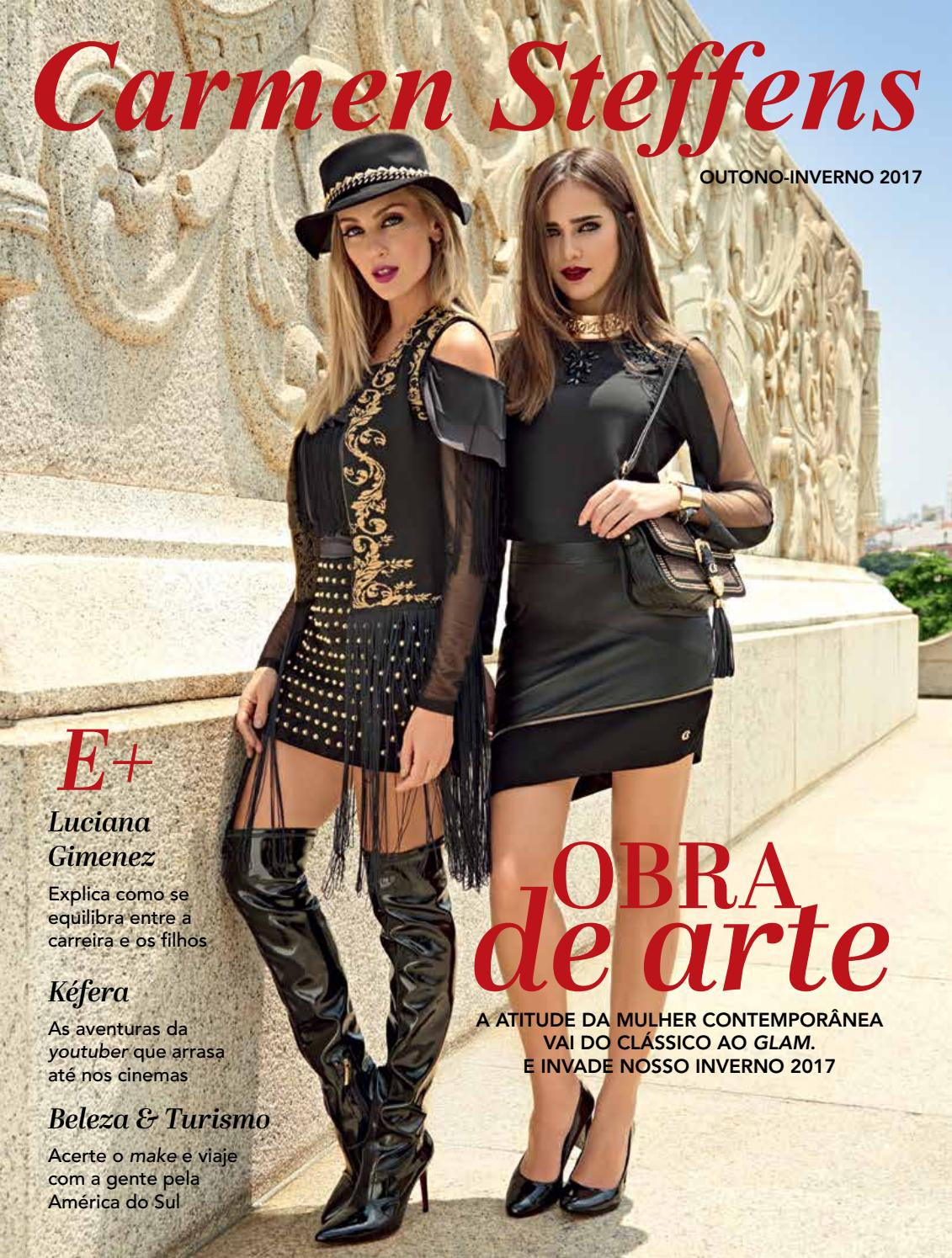 b504b13343 Revista Carmen Steffens by Jeska Barbosa - issuu