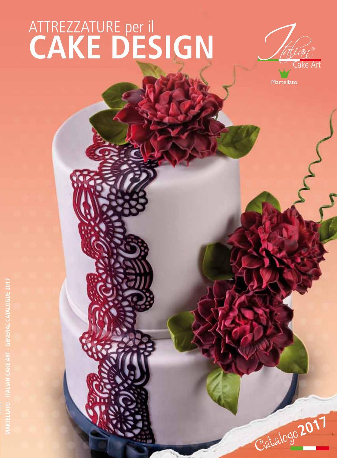 Fiori Bianchi E Gialli 11 Lettere.Cake Design Catalogue By Martellato Issuu