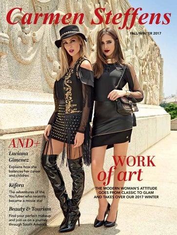 4021406a5 Carmen Steffens Magazine by Jeska Barbosa - issuu