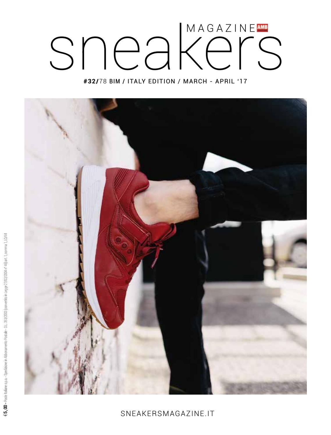 SNEAKERS magazine Issue 78 – Digital Edition by Sneakers