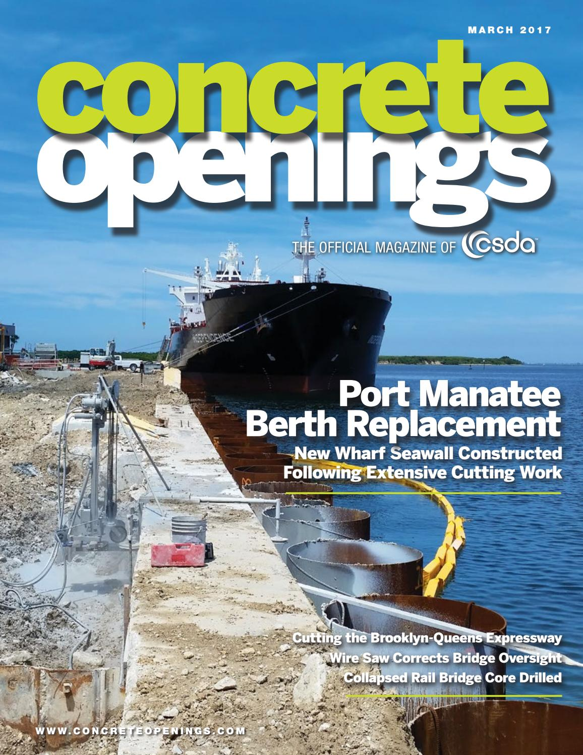 Concrete Openings March 2017 by Concrete Openings Archive - issuu