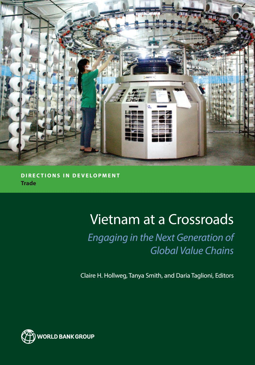 Vietnam at a Crossroads by World Bank Group Publications - issuu