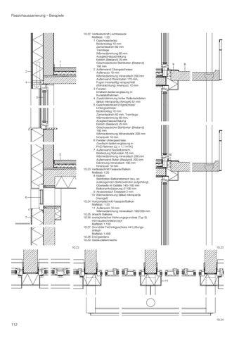Berühmt Passivhäuser entwerfen by DETAIL - issuu CJ41