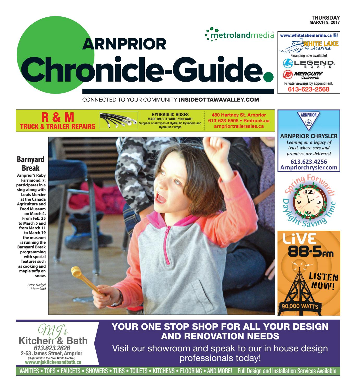 Arnprior030917 By Metroland East Arnprior Chronicle Guide Issuu
