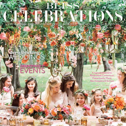 c3003c19a80 2017 BLISS Celebrations Guide by Bliss Publications - issuu