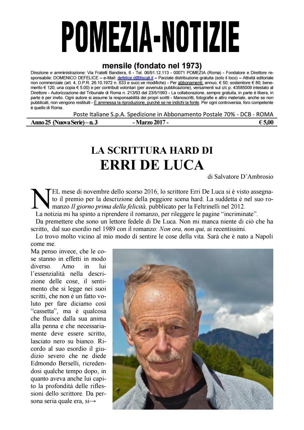 Pomezia Notizie 2017 3 by Domenico - issuu 87ccbbede43