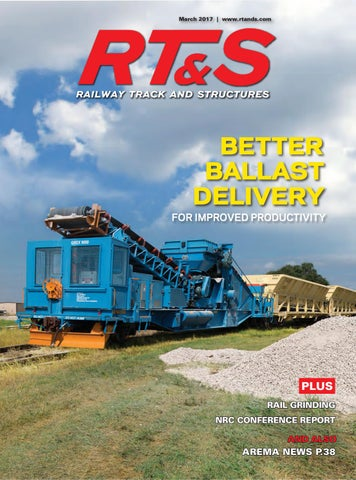 Railway Track and Structures March 2017 by Railway Track