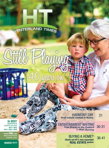 c4f421690f5 Hinterland Times March 2017 by Coastal Publishing Group - issuu