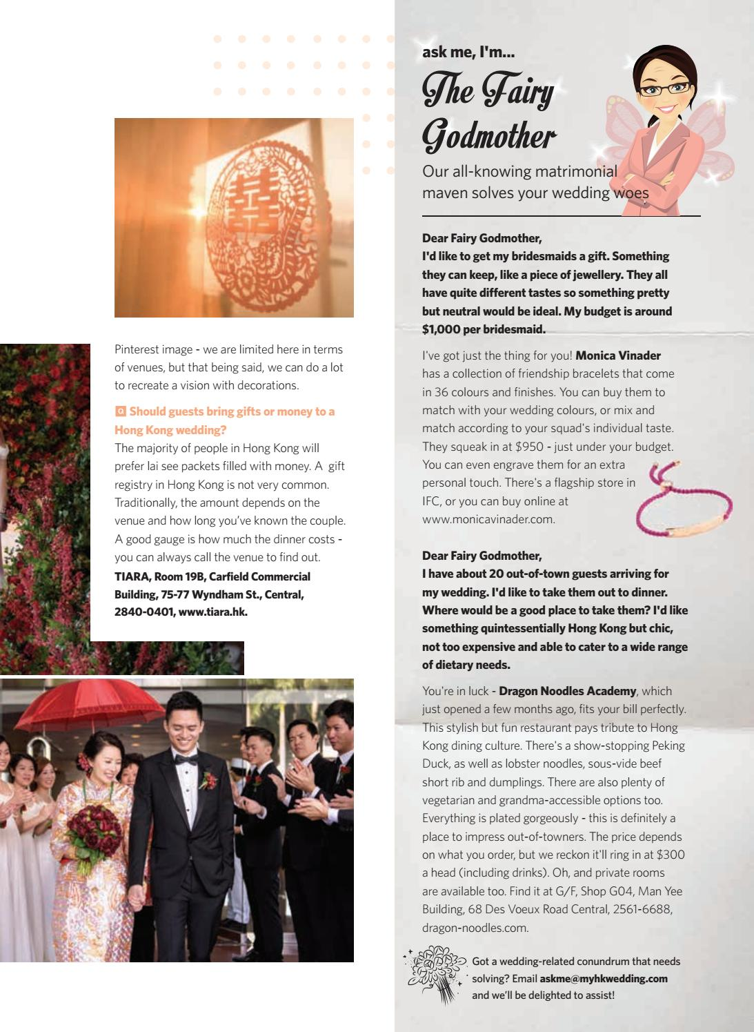 My Hong Kong Wedding March 2017 By Liv Media Limited Issuu