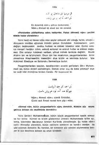 Mesnevi şerh Tahirul Mevlevi 02 519 1 148 Nl Beytler By Selçuk