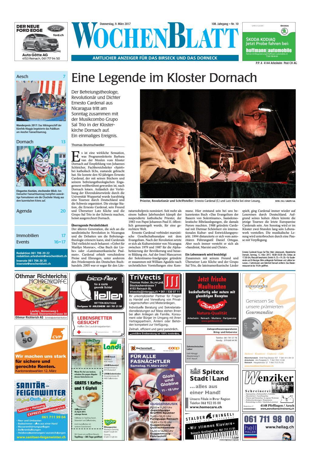20141120 woz wobanz slim by AZ-Anzeiger - issuu