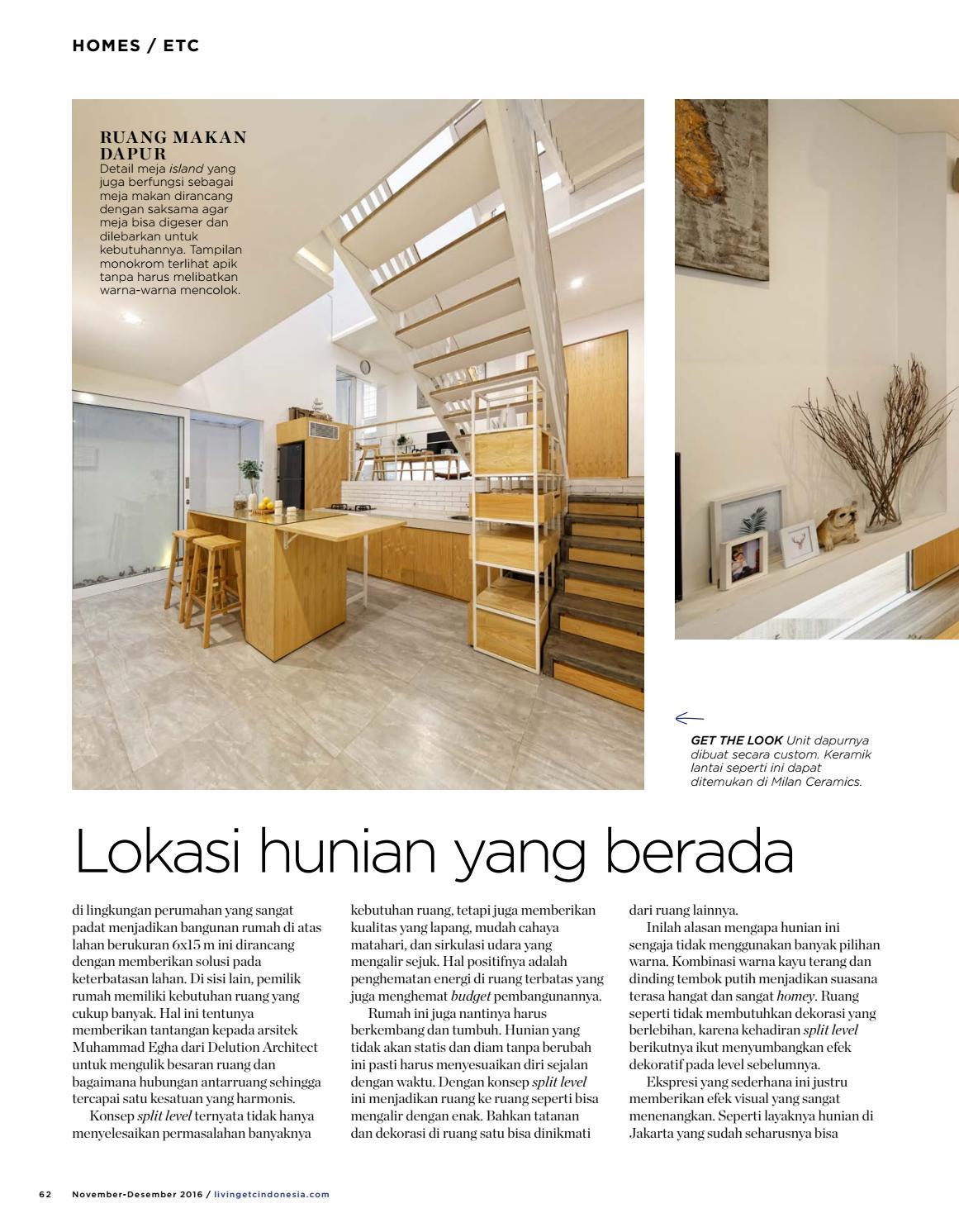 Livingetc Indonesia November 2016 By Sunthy Sunowo Issuu