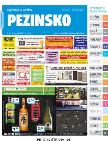 PEZINSKO 17-10 by pezinsko - issuu 3fe286200df
