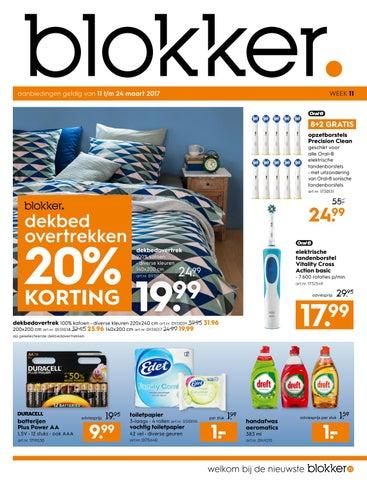 Tuinkussen Opbergbox Blokker.De Blokker Folder Blokkerfolder 11 By Publisher 81 Nl Issuu