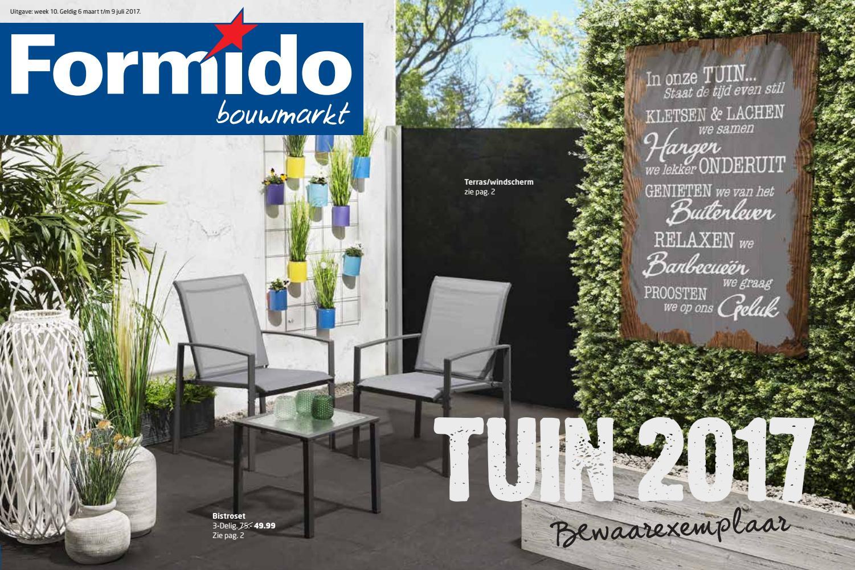 Formido tuinmagazine 10 2017 by publisher 81 nl issuu for Vaste zoldertrap incl plaatsen en inmeten
