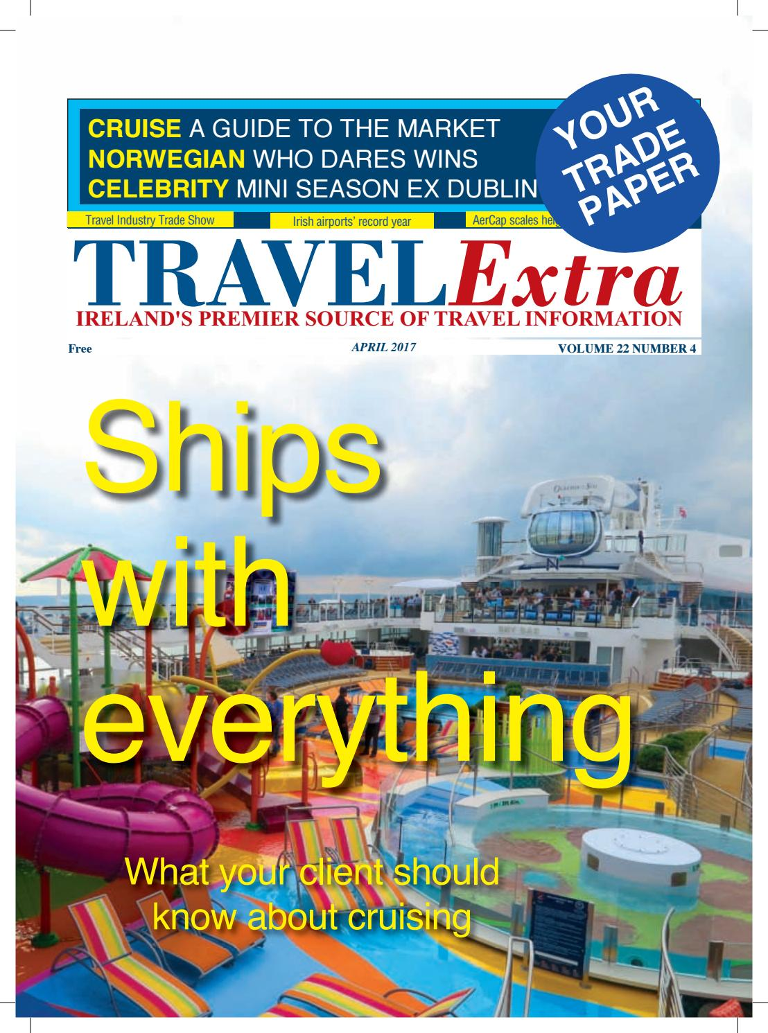 Travel extra april 2017 by Travel Extra - issuu