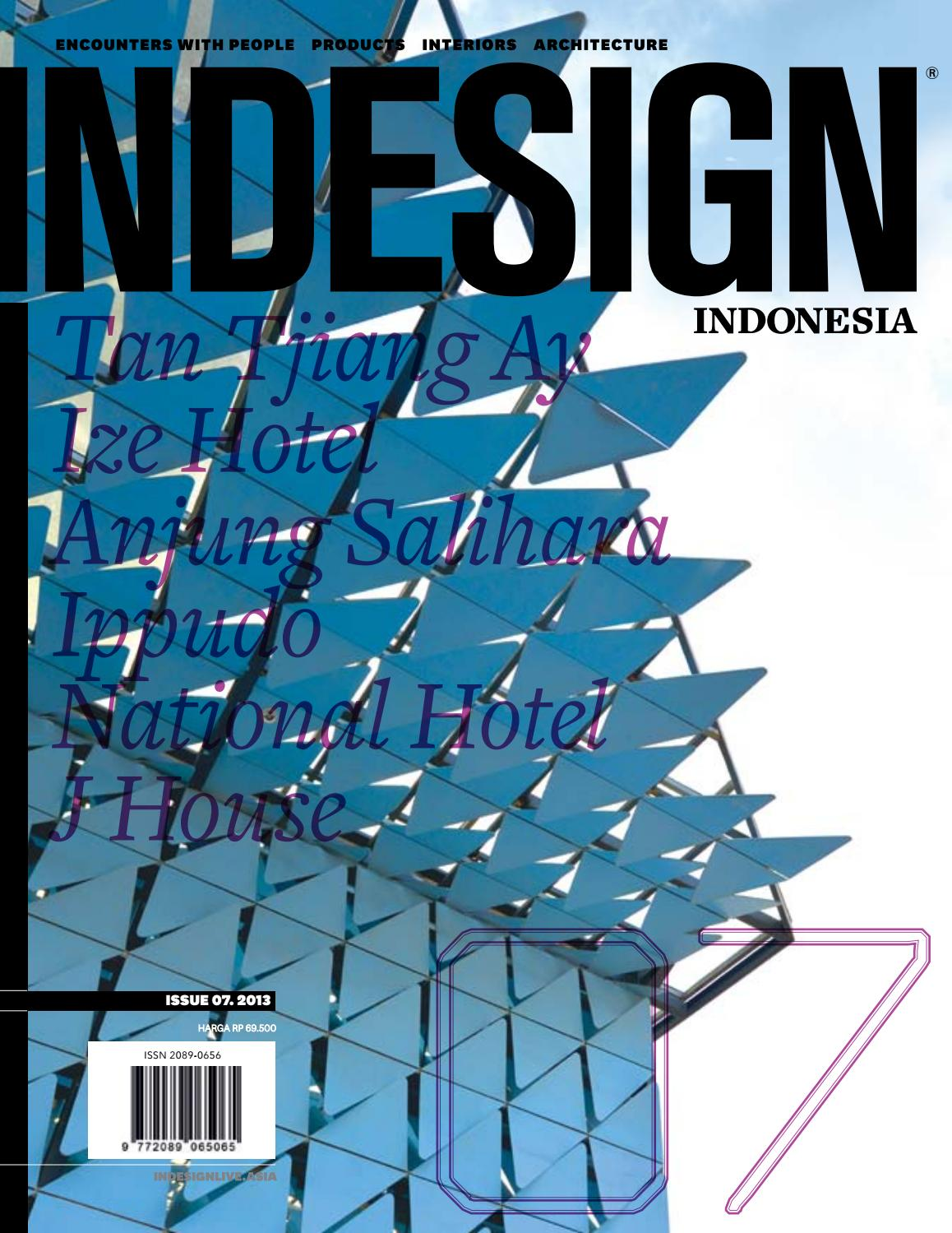 Indesign Indonesia 7 2013 By Sunthy Sunowo Issuu