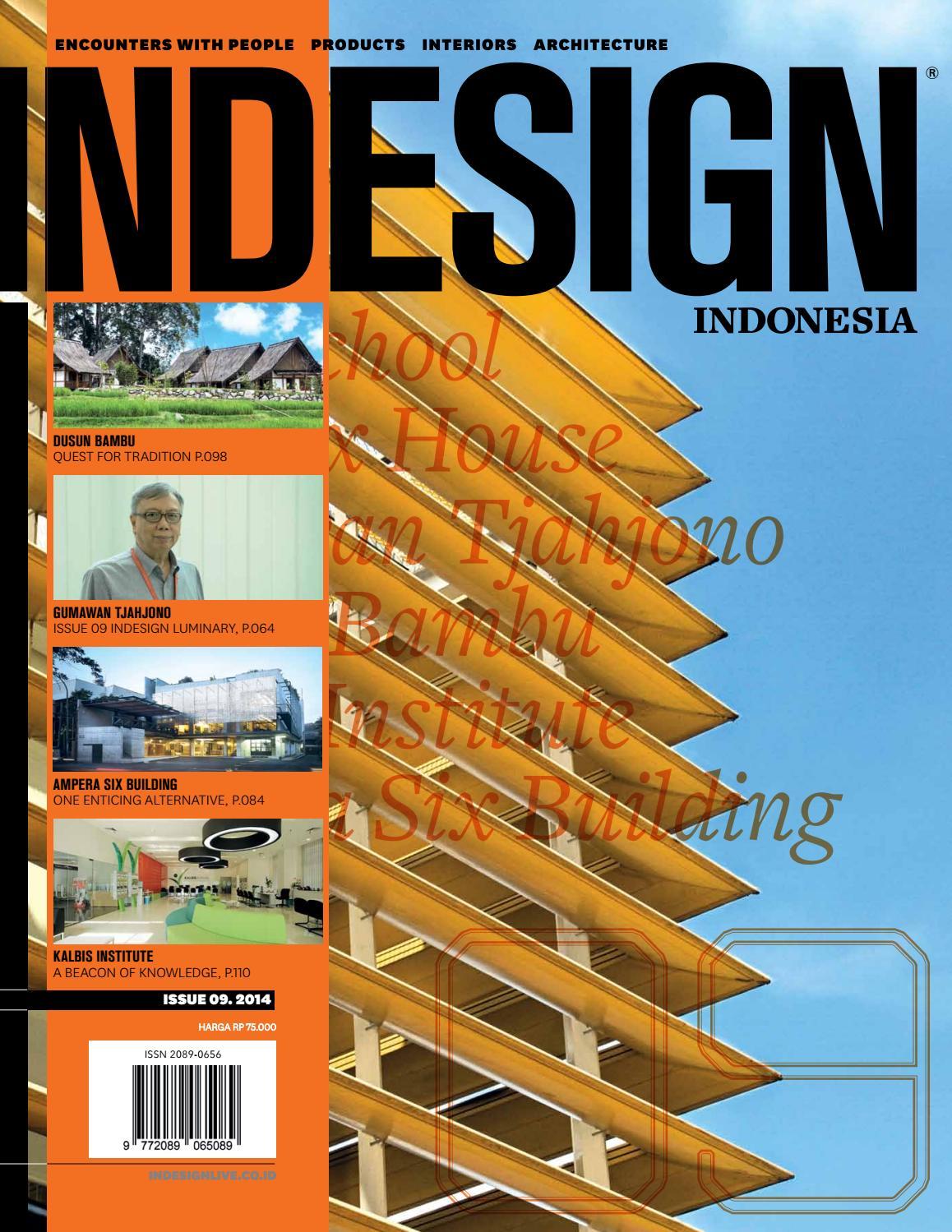 Indesign Indonesia 9 2014 By Sunthy Sunowo Issuu