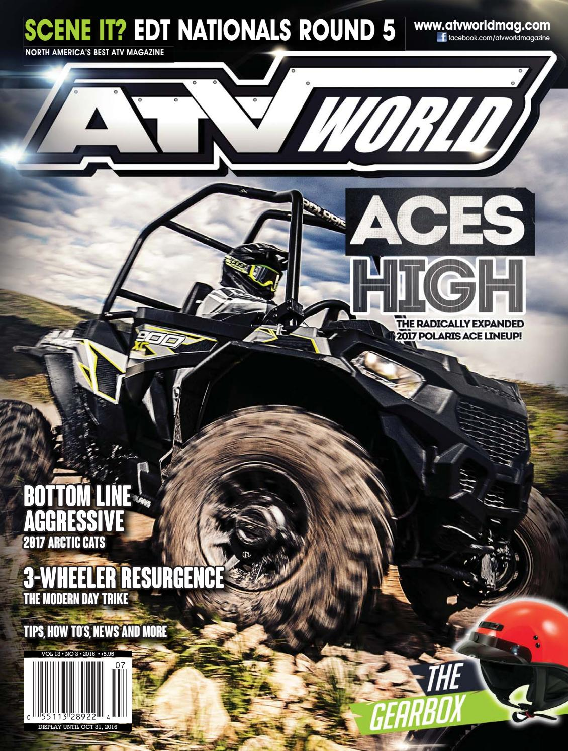 CV Boot Kit for Arctic Cat Wildcat 1000 2012-2016 Front Inner by Race-Driven