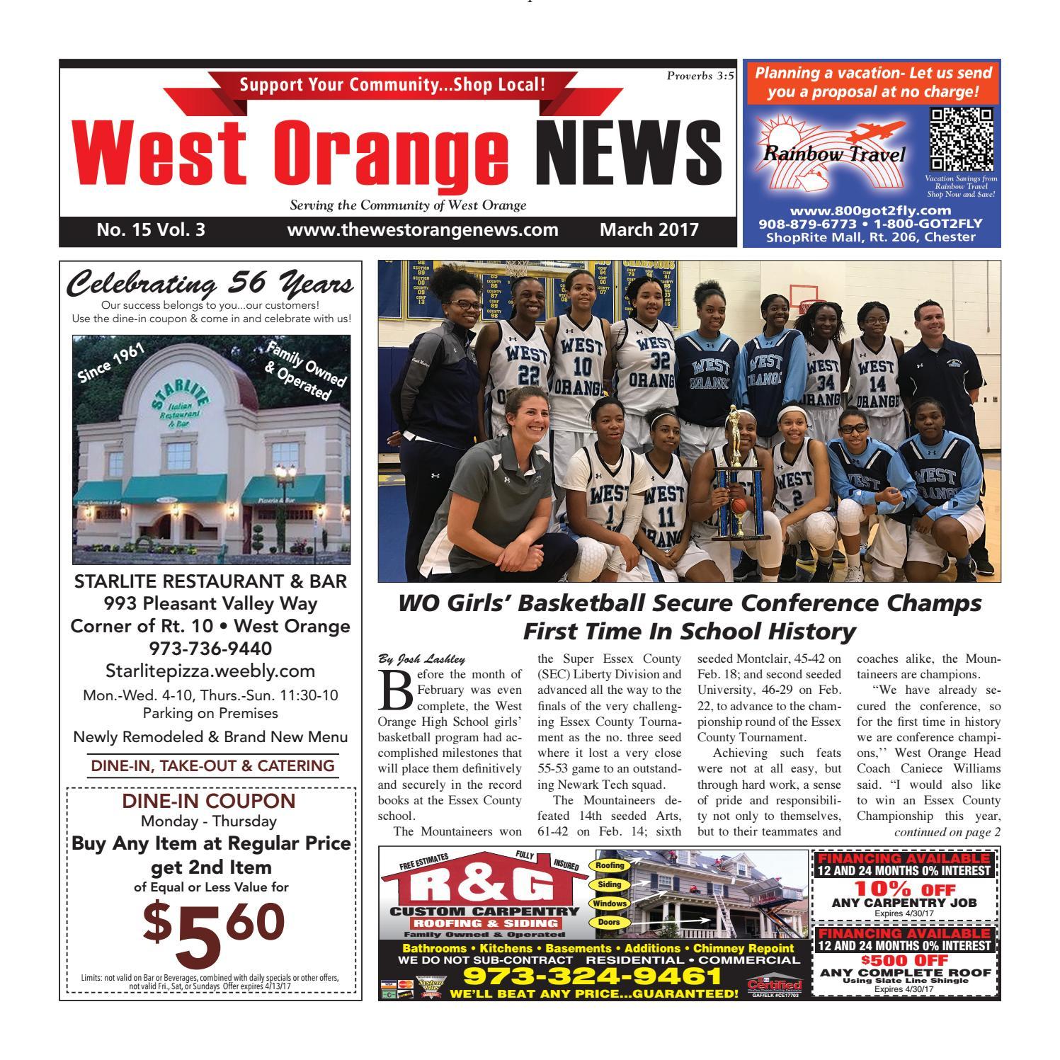 193b9a7dec Z14 west orange march 2017 by New View Media Group LLC - issuu