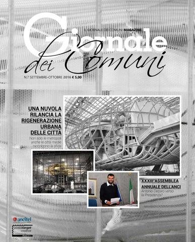 9042710dce193 Il Giornale dei Comuni magazine n. ottobre 2016 by Il Giornale dei ...