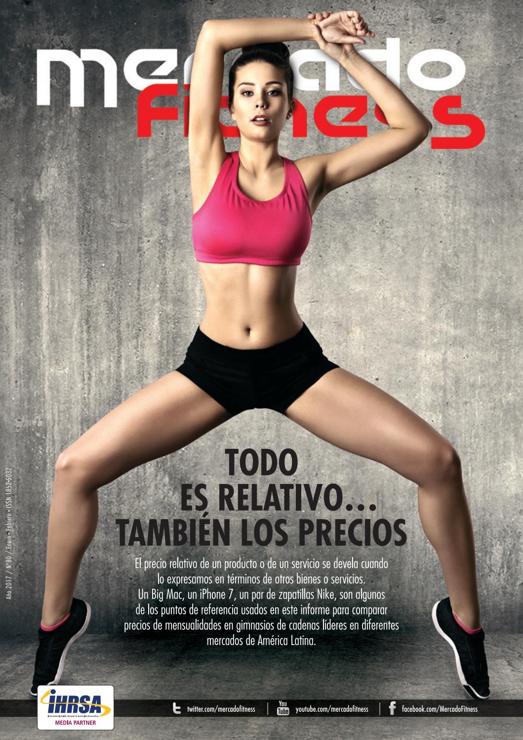 Dieta para competir fitness mujer