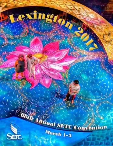 6cb8a356d SETC 68th Annual Convention Program by Southeastern Theatre ...