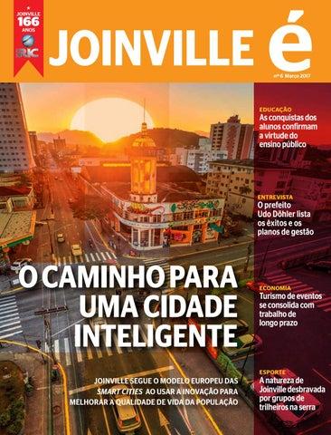 475cb4f6e6 Revista Joinville É by RICTV Record Santa Catarina (RICTV Record ...