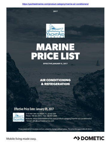 dometic list price 2017 by yachtaid marine issuuDometic Smart Start Wiring Diagram #21