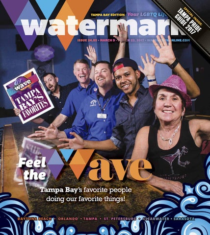 Watermark Issue 2405 WAVE Awards 2017 by Watermark Publishing