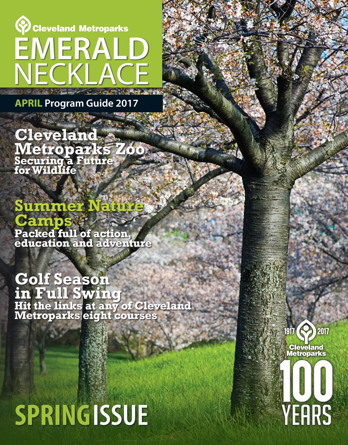 April 2017 by Cleveland Metroparks  issuu
