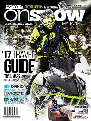 OSM 31 4 Travel Guide by On Snow Magazine - ATV World