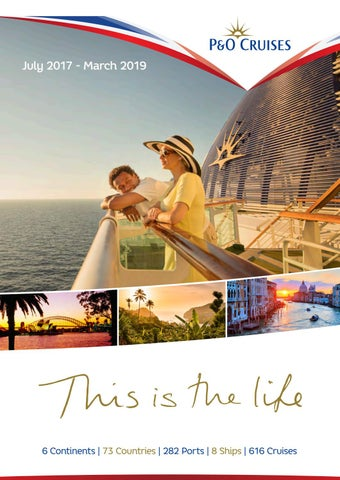P O Cruises 2018 19 Brochure by Stewart Travel Group - issuu 6b6614b047c