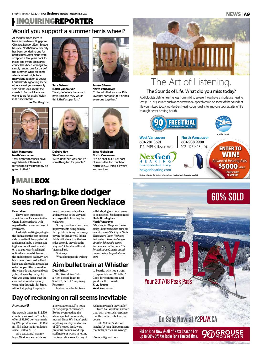 North Shore News March 10 10 by NSN Features   issuu