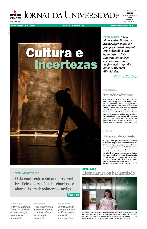 6851bc8b682 Jornal da Universidade by Universidade Federal do Rio Grande do Sul - issuu